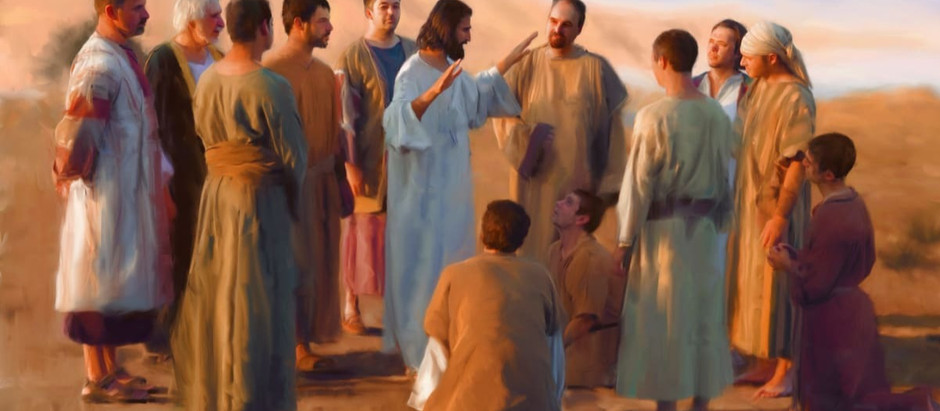Disciples convincing Jesus he was messiah was a prank gone horribly wrong.
