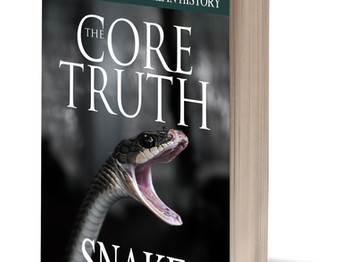 Talking snake breaks silence in shocking tell-all book about Eden.