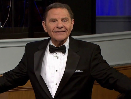 Ken Copeland: Jesus Christ wants me to be the first Billionaire preacher.