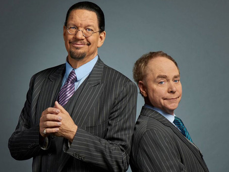 Penn & Teller reveal the trade secret to Jesus' resurrection tomb illusion.