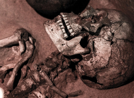 1400 year-old Altar boy found with Pope Vigilius' penis still inside of him.