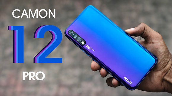 TECNO CAMON 12 PRO 64GB