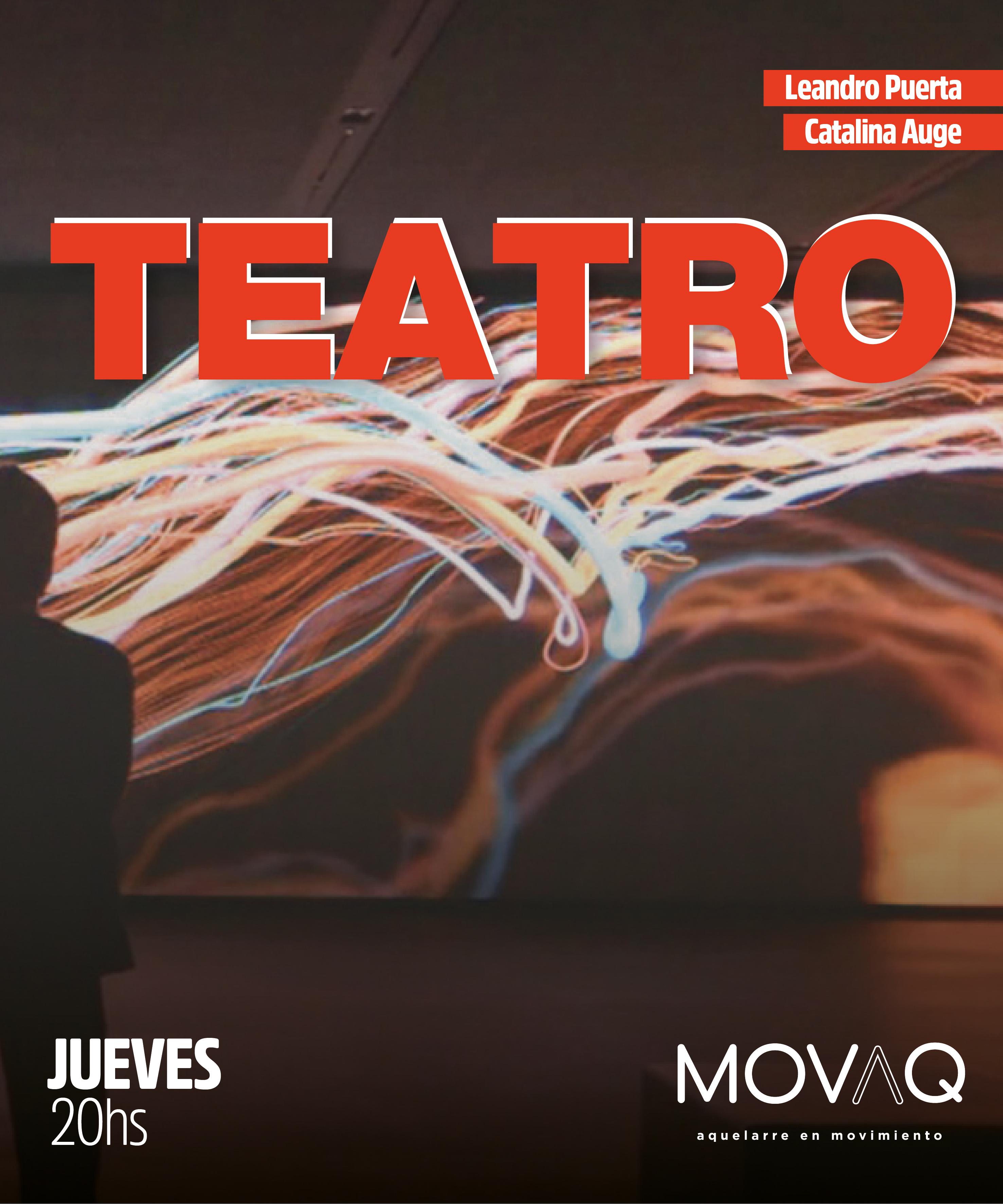 Teatro Leandro Puerta y Catalina Auge