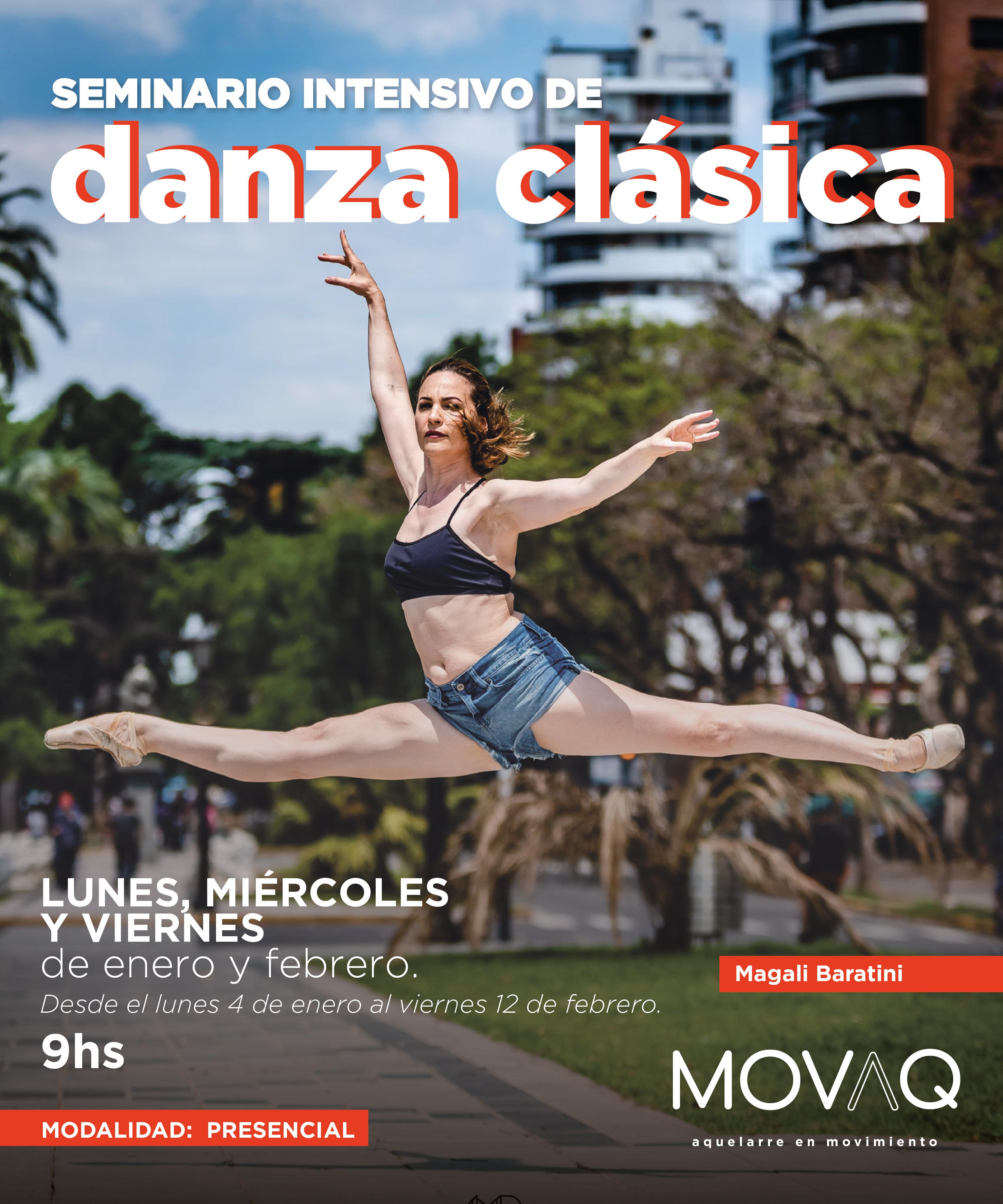 Seminario Intensivo  de Danza Clásica -