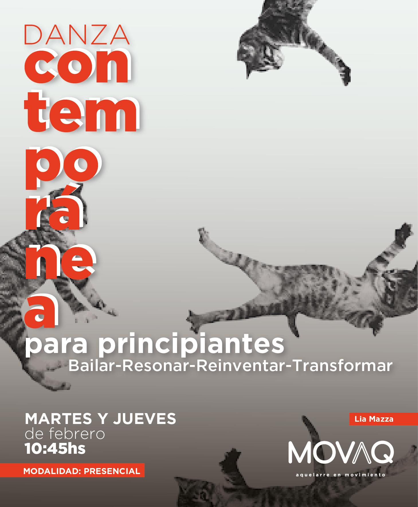 Danza Contemporánea para Principiantes -