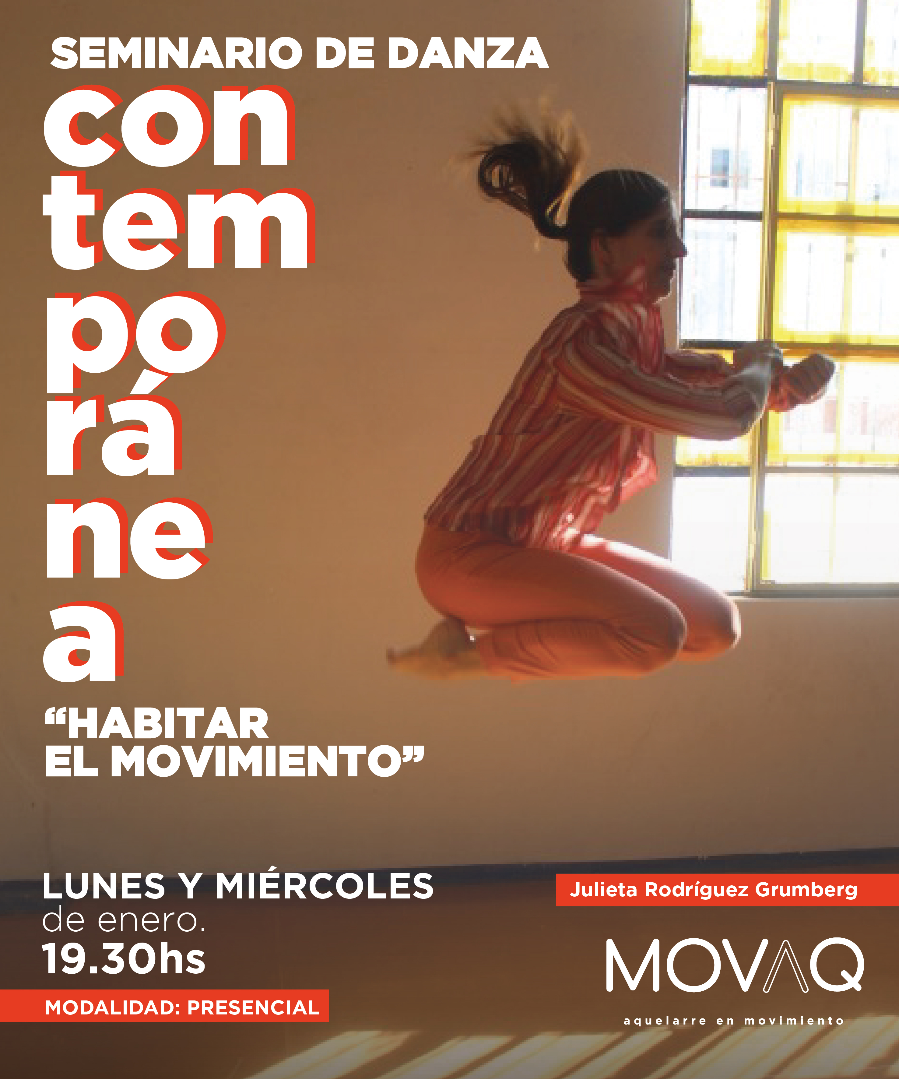 Seminario de Danza Contemporánea - Julie