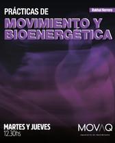 Prácticas de Movimiento y Bioenergética.