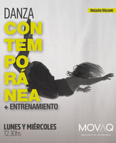 Danza Contemporánea + Entrenamiento Nata