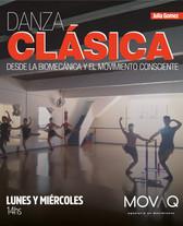 Danza Clásica desde la biomecánica y el