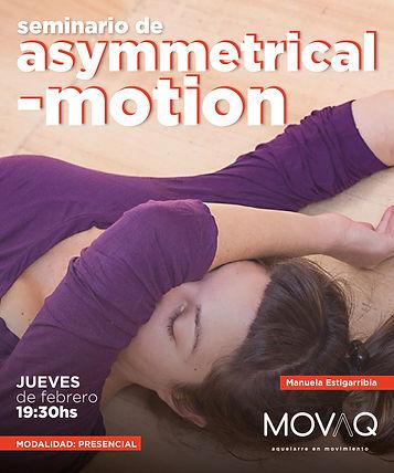 Seminario de Asymmetrical-Motion - Manue