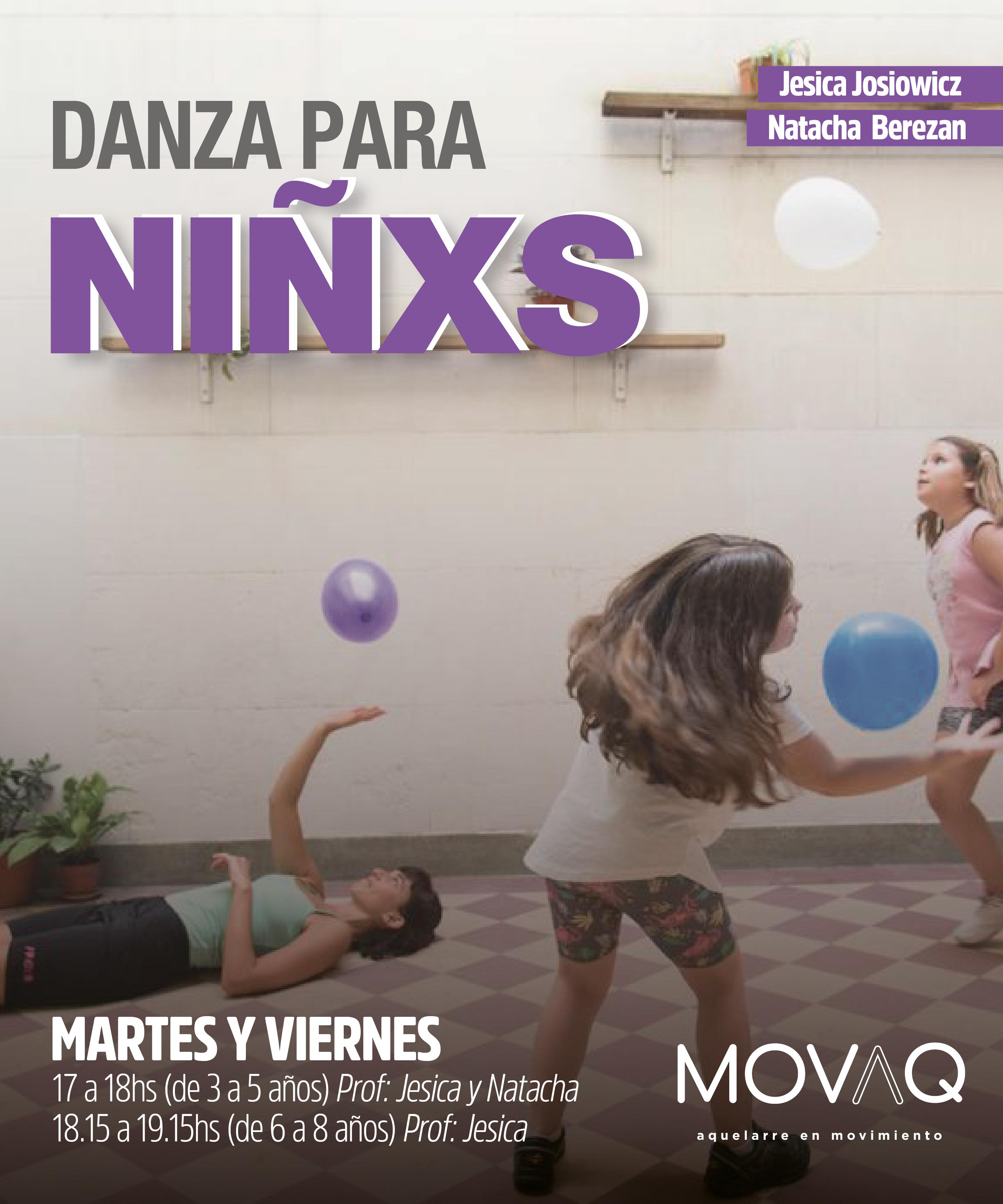 Danza para ninxs