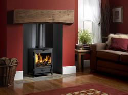 Hunter Hearld Wood Burning Stove