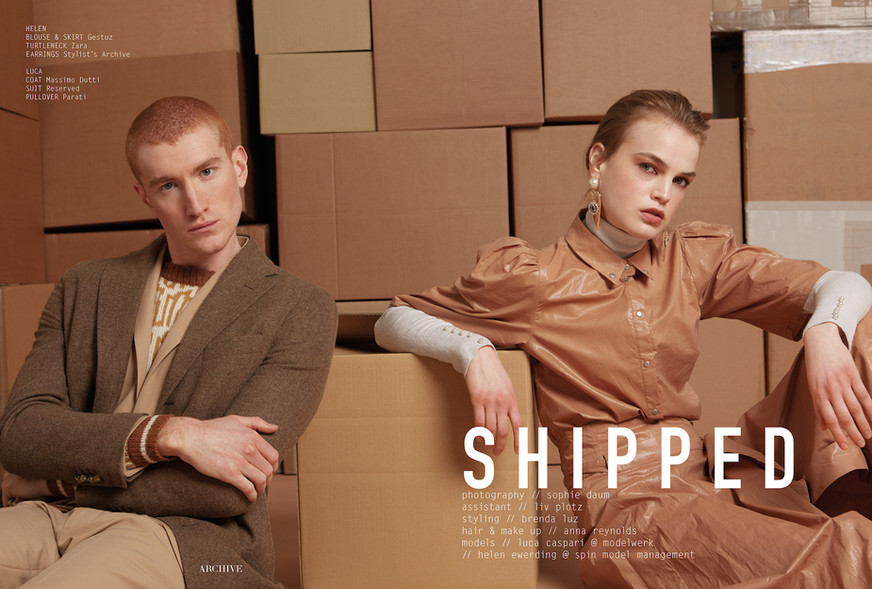 Shipped for Archive Magazine