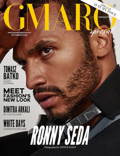 Ronny Seda for Gmaro Magazine