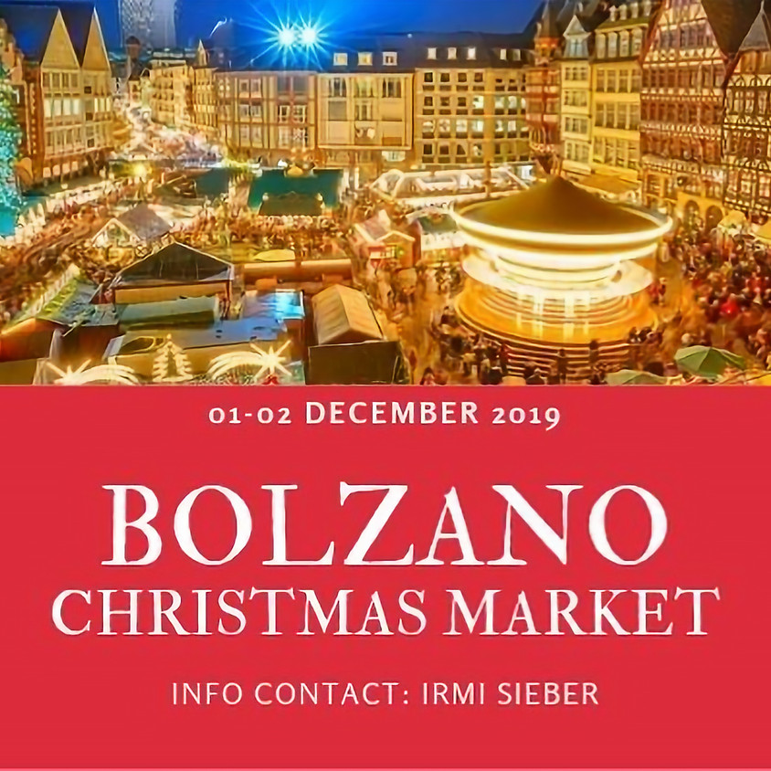 Bolzano Christmas Markets
