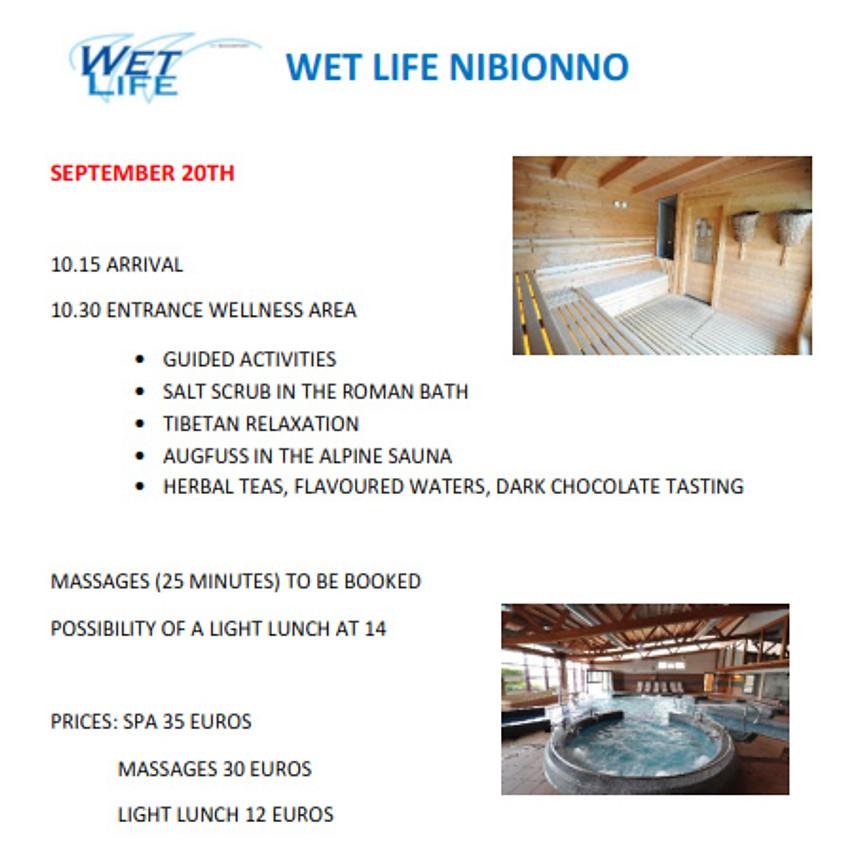 Wet Life - Nibionno