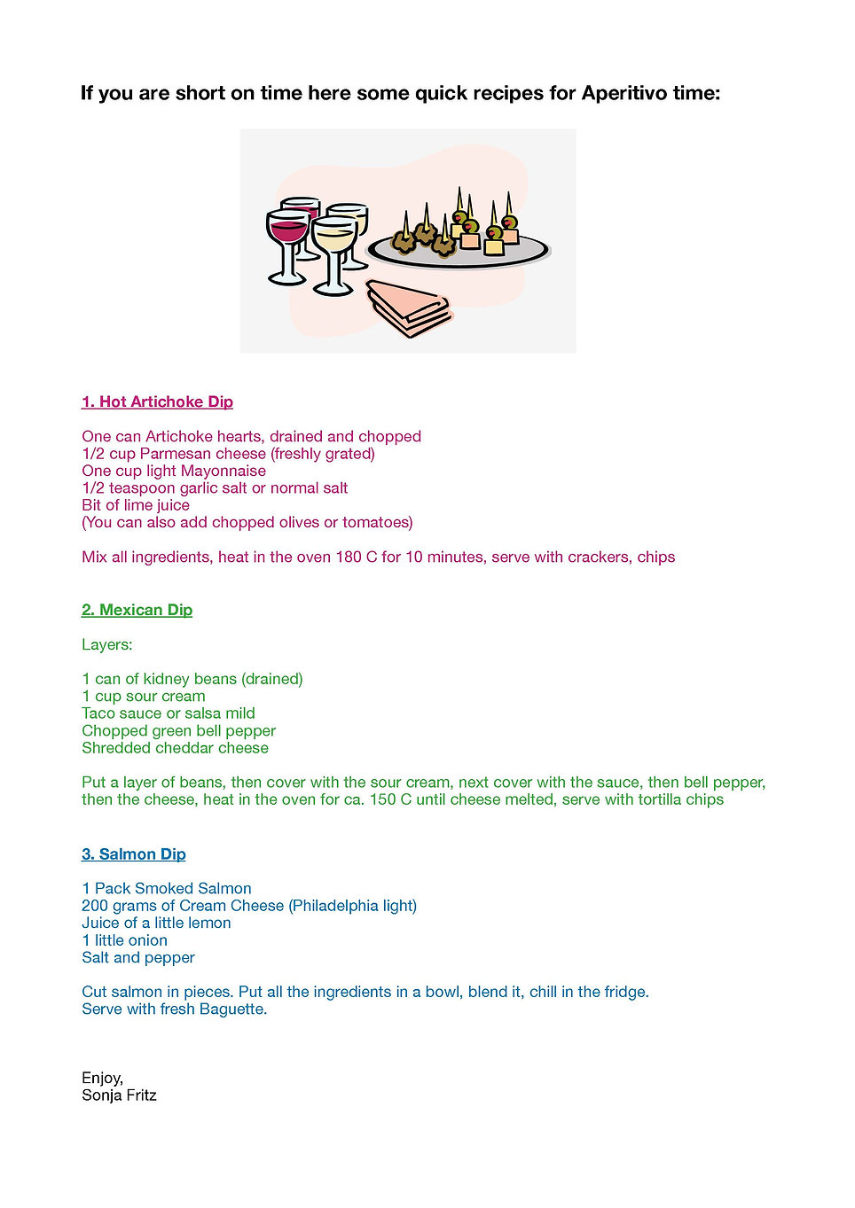 Quick recipes for Aperitivo by Sonja.jpg