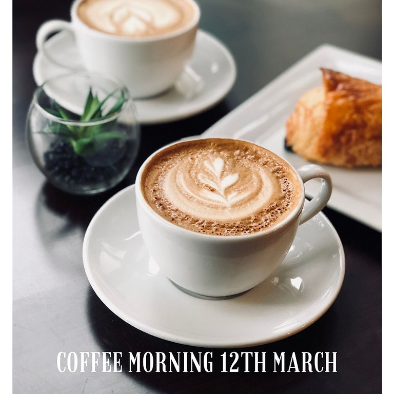 March Coffee Morning