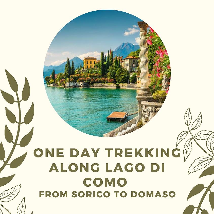 One Day Trekking along Lago Di Como