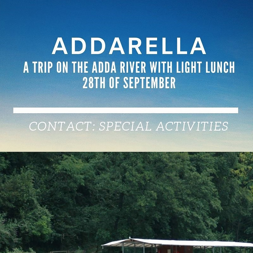Excursion to Addarella
