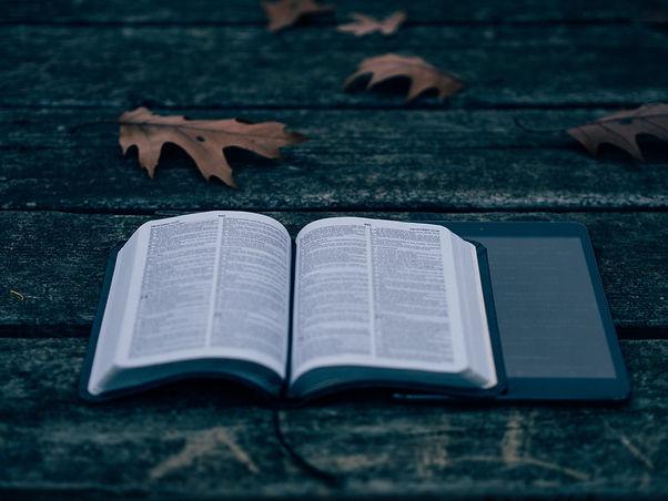 Bible, All Souls Congregational Church