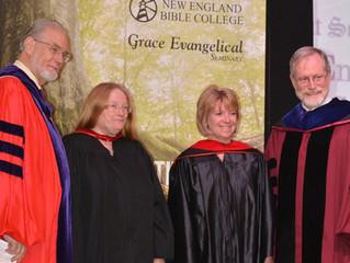 Congratulations, Grace Evangelical Seminary 2016 Graduates!