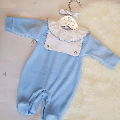Donohue Blue Sleepsuit