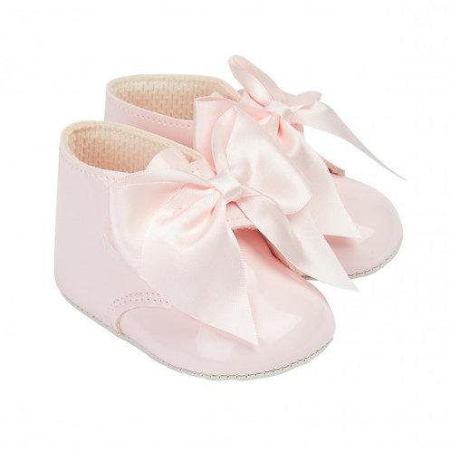 Baypods Pink Patent Boots