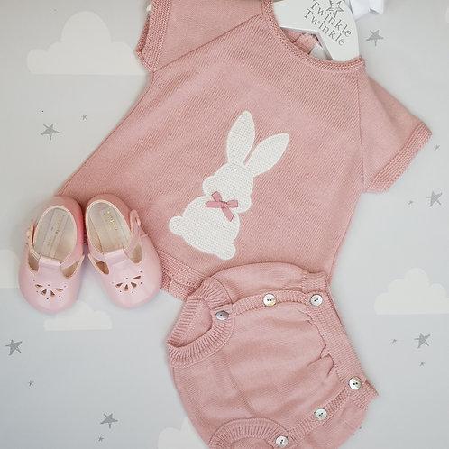 Dandelion Pink Bunny Set