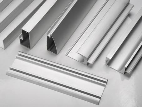 ¿Cuáles son los acabados que pueden tener los perfiles de aluminio?.