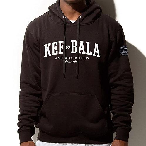Classic KEE Hoodie - Black