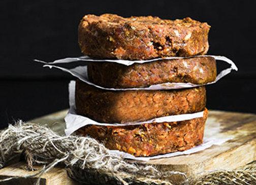 Chorizo Pork Burger 4pc x 125gms/ 500gms