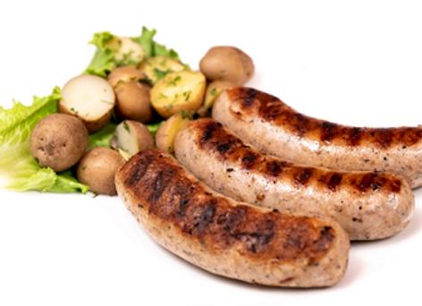 Chicken Bratwurst Sausage 3pc 250gms