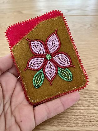 Beaded card wallets by Cathy Kotchea 8