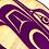 Thumbnail: Sand blasted cedar round by Nusmata - hummingbird
