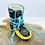 Thumbnail: Melton high top moccasins by Karen Bien