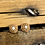 Thumbnail: Bead & pearl studs by Wild Wandering Woman