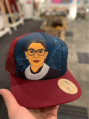 Notorious RBG by Chicadee Designs