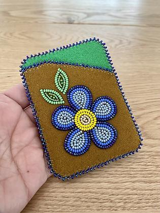 Beaded card wallets by Cathy Kotchea 9