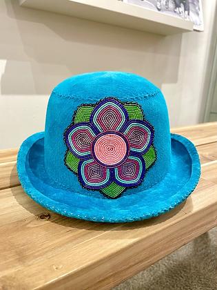 The Bloom hat by Karen Bien