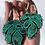 Thumbnail: Fern Gully earrings by Ashley Carvill