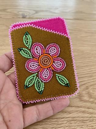 Beaded card wallets by Cathy Kotchea  15