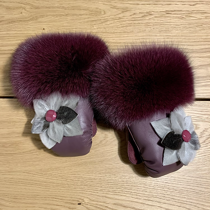 Bougie boxer mitts by Yaya Inspirations
