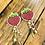 Thumbnail: Strawberry dangles by Marilyn Jensen