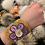 Thumbnail: Springtime cuff by Minnie Clark