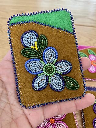 Beaded card wallets by Cathy Kotchea 16