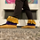 Thumbnail: Home tanned high tops by Minnie Clark
