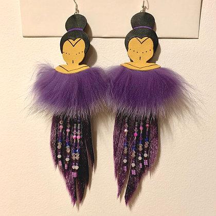 Arnaapik earrings by Yaya Inspirations