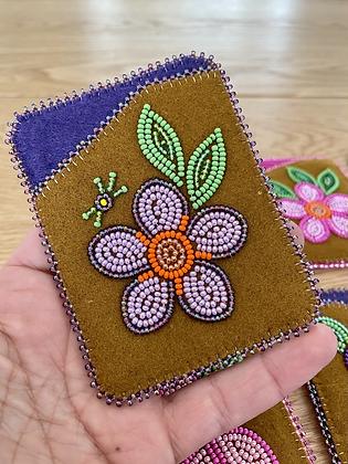 Beaded card wallets by Cathy Kotchea 17