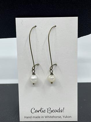 Earrings by Carlie Beads